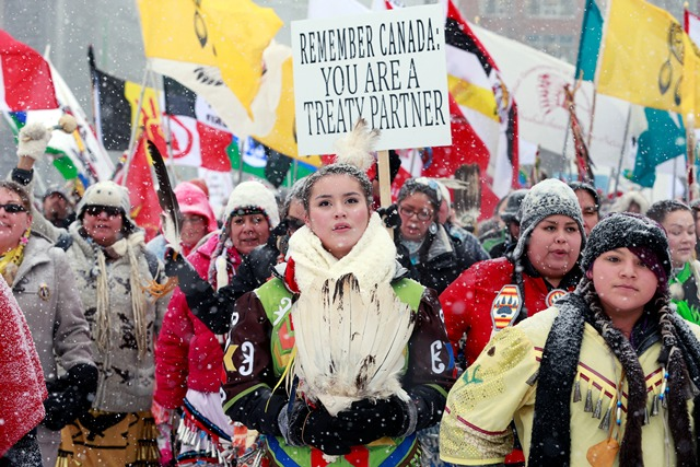 A role for Indigenous peoples in Canada's trade talks ...