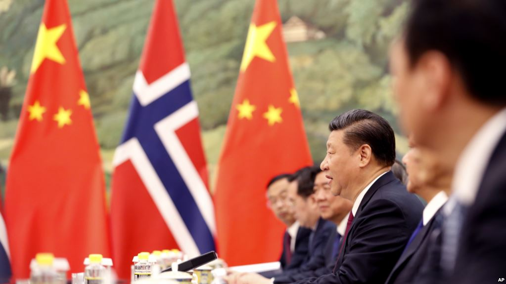 China Norway Make Positive Progress In Free Trade Negotiations