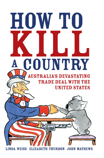 Australia Us Free Trade Agreement Fair Trade Or Foul Bilaterals