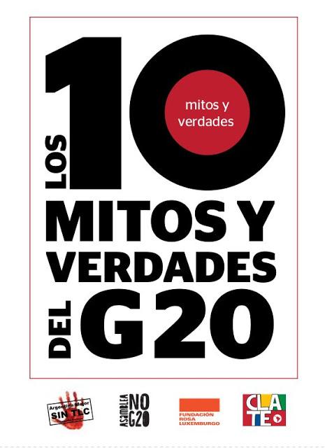 Resultado de imagen para Los 10 mitos y verdades del G20