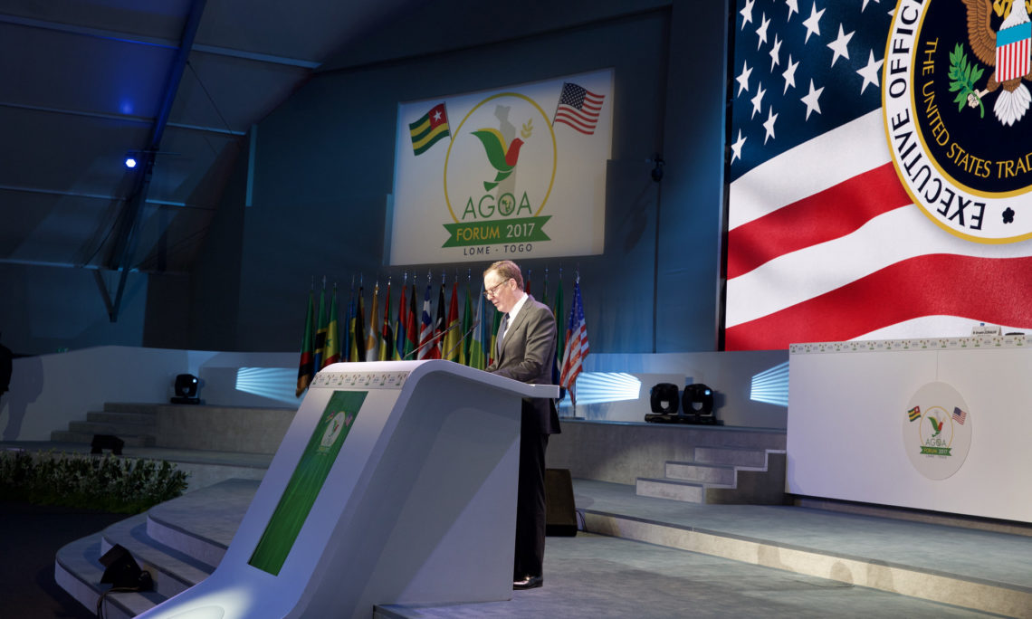 Us Plans Bilateral Free Trade Agreements With African Countries