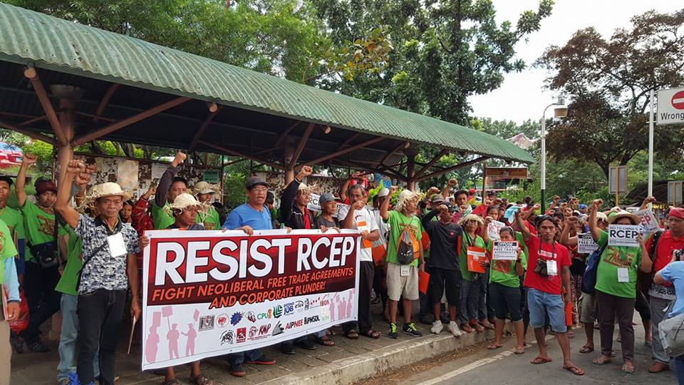 Csos Challenge Ph Trade Negotiators Take Philippines Out Of Rcep