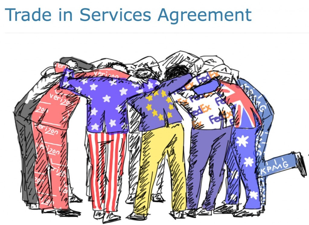 Wikileaks Releases Trade In Services Agreement Tisa Core Text