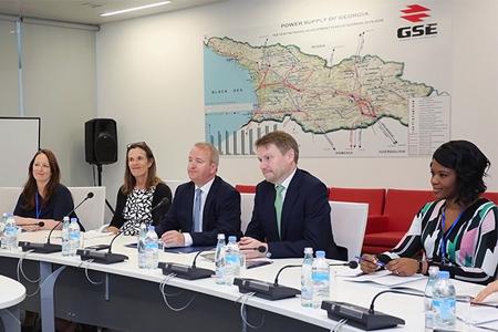 Georgia Uk Launch Free Trade Agreement Consultations Bilaterals