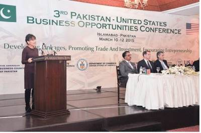 Focus on private sector: Washington rules out trade
