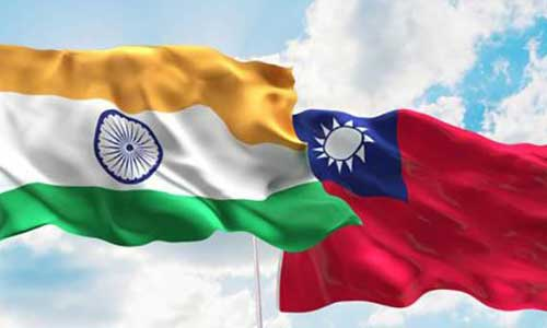 India Taiwan May Soon Resume Discussions On A Free Trade Agreement