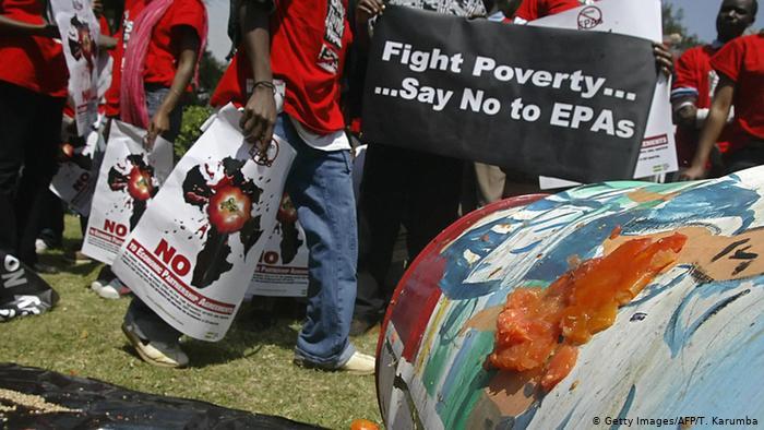 Le nouveau mandat de négociation de l'Union européenne pour les accords commerciaux avec les pays Afrique-Caraïbes-Pacifique transforme les APE en CETA