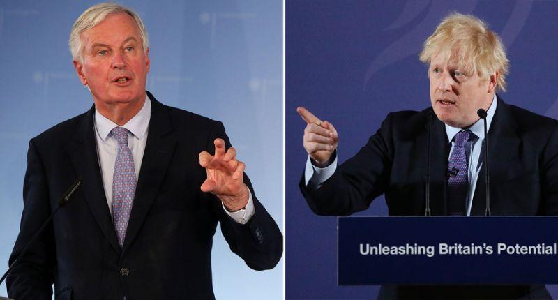Brexit : les négociations sur l'accord de libre-échange s'annoncent féroces